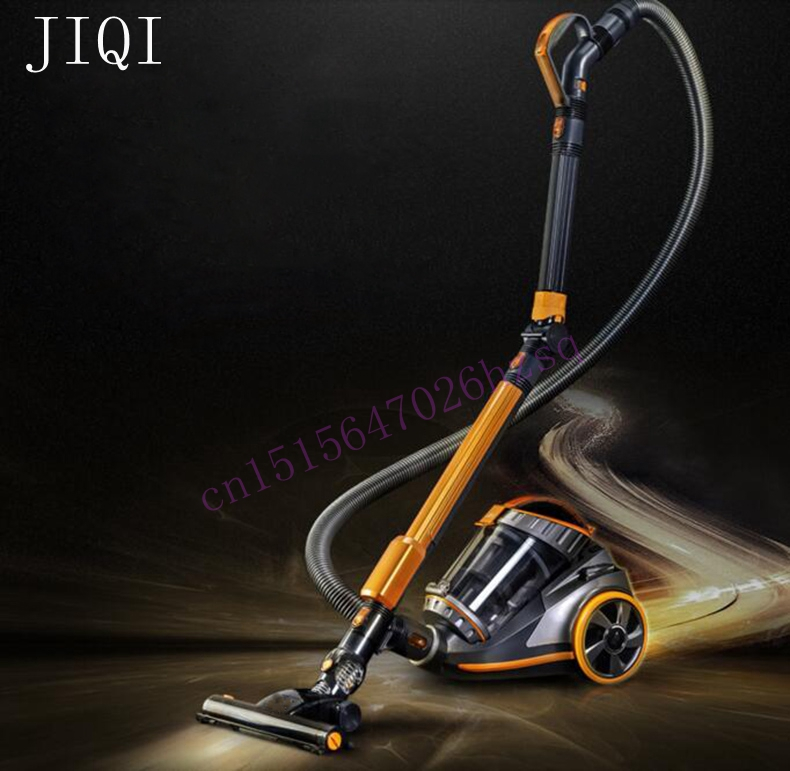 JIQI Vacuum cleaner household ultra quiet  high power  powerful small machine super large suction  No need to bend edtid new high quality small commercial ice machine household ice machine tea milk shop