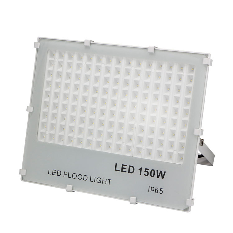 Ultrathin LED flood light 100w 150w 200w black Garden Spot AC85-265V waterproof IP65 Floodlight Spotlight Outdoor Lighting ultrathin led flood light 100w led floodlight ip65 waterproof ac85v 265v warm cold white led spotlight outdoor lighting