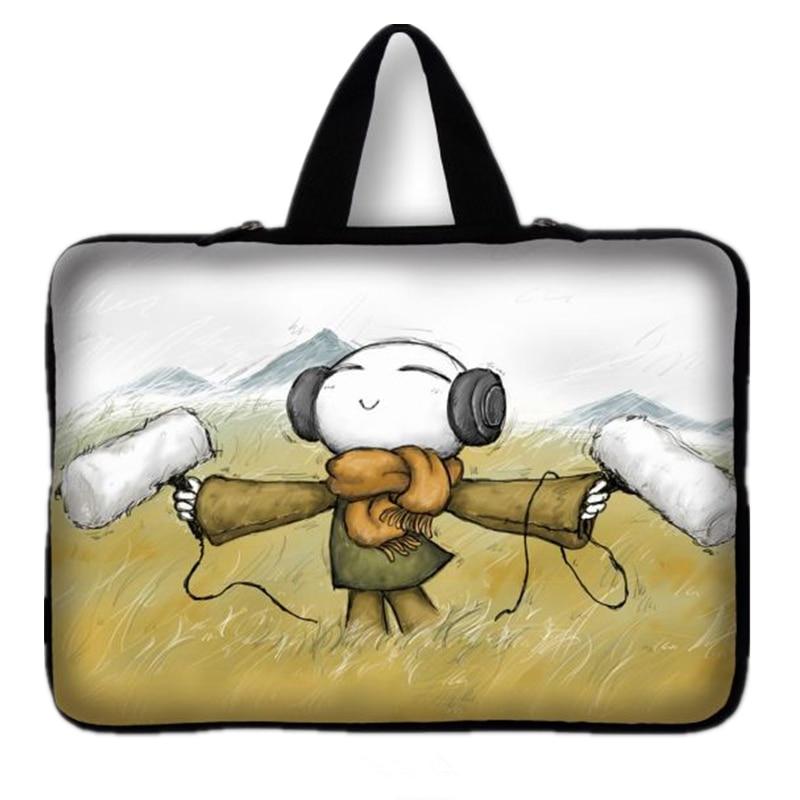 7.9 9.7 12 13.3 15.4 դյույմ Indie Pop Girls Laptop Bag Notebook - Նոթբուքի պարագաներ - Լուսանկար 6