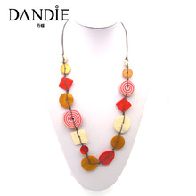 Dandie Hot Sale Trendy Handmade Necklace With River Shell Decorations For Women