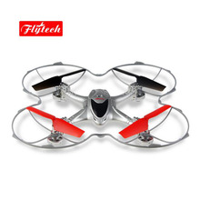 MJX X300C 2.4GHz 4CH 6Axis RC Drone with 0.3MP HD Camera One-key Return Helicopter 3D Flip FPV Quadcopter VS MJX X401H X400