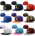 2016 Brand New Adjustable Bone tha Alumni Snapback Caps Gold A Hip Hop gorras Hats men Women Casquette Baseball Cap LA dad hat