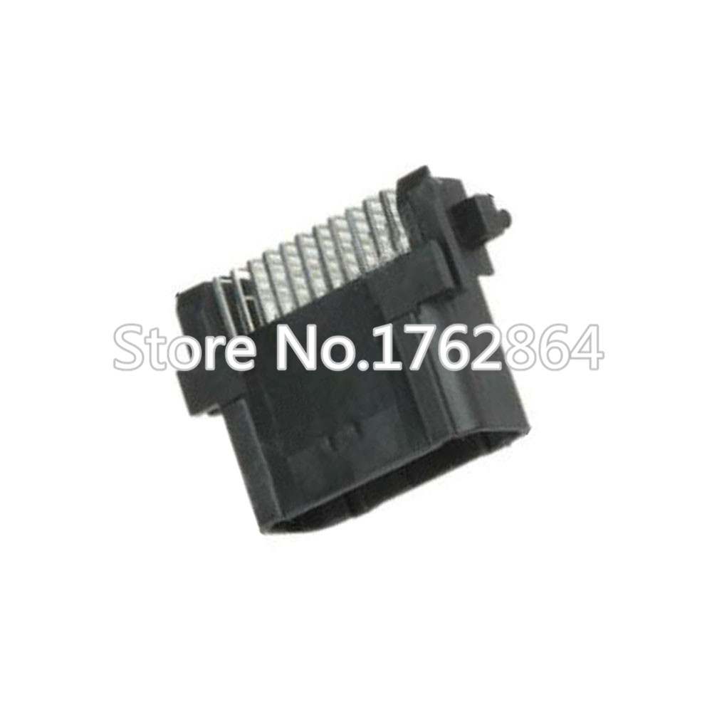 33 pin automotive pin black computer control system DJ7331Y-0.6-10 33P connector 90 pin automotive computer welded board automotive computer control system with terminal dj7901 1 5 10 90p connector