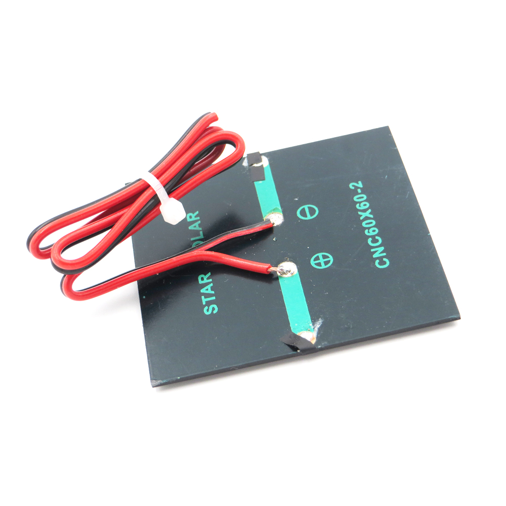 1pc X 2v 150ma With 30cm Extend Wire Solar Panel Polycrystalline Wiring Panels To Batteries Silicon Diy Battery Charger Small Mini Cell Cable Toy In Cells From Consumer