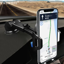 YWEWBJH Car Phone Holder For iPhone X XS 8 7 Plus Windshield Mount Stand Samsung S9
