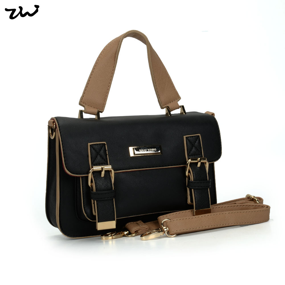 2017  International Brand Casual Solid Satchels Women Bags Top Quality Cover Lady Handbags Student Satchels 5 Color SY2137 fundamentals of physics extended 9th edition international student version with wileyplus set