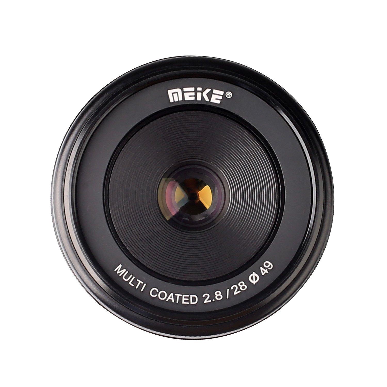 <font><b>Meike</b></font> 28mm f2.8 f/2.8 fixed manual focus