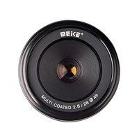 Meike MK-E-28-2.8 28 мм f/2.8 ручная фокусировка объектива для Sony E mount Беззеркальных Камеры Для a6300 nex6 7
