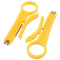 1pcs Useful Handle Tool Cable Stripping / Wire Cutter / Wire Stripper Tool New