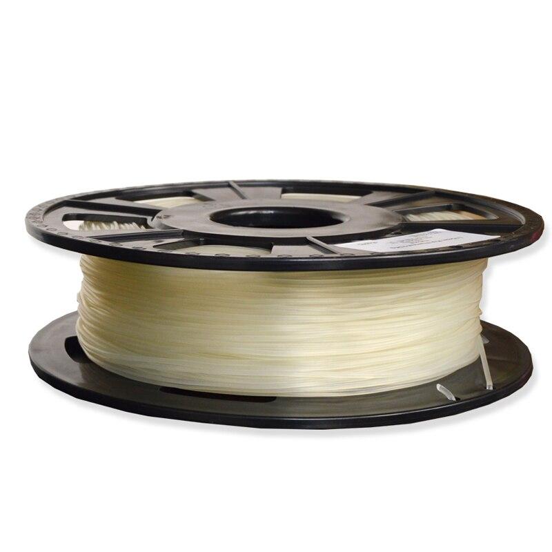 1.75mm / 3.00mm PVA 3D printer filament PVA water soluble plastic for 3d printer 500g / roll flsun 3d printer big pulley kossel 3d printer with one roll filament sd card fast shipping