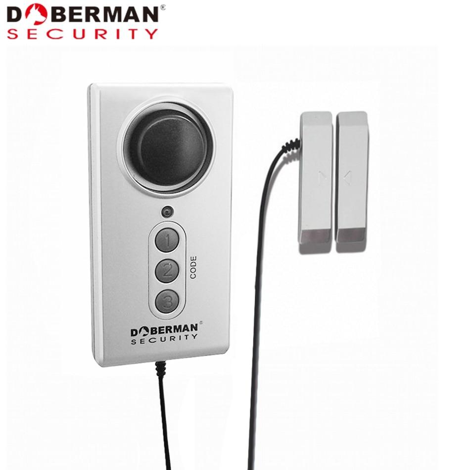 Doberman Security Se 0114m 115db Waterproof Password