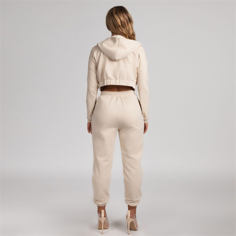 2 piece set tracksuit matching sets women two piece outfits top and pants ensemble femme matching sets fitness clothing