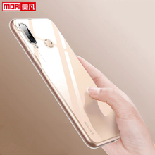 Lenovo Z6 youth Case lenovo z6 cover case Ultra-thin soft clear back silicone slim MOFi L38111coque transparent