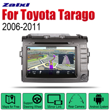 ZaiXi Auto Radio 2 Din Android Car DVD Player For Toyota Tarago 2006~2011 GPS Navigation BT Wifi Map Multimedia system Stereo zaixi auto radio 2 din android car dvd player for toyota corolla 2013 2016 gps navigation bt wifi map multimedia system stereo
