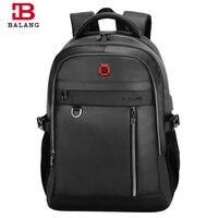 BALANG 2018 New Men S Laptop Backpack Multi Functional School Bags For Teenagers Bookbag Daypack Waterproof