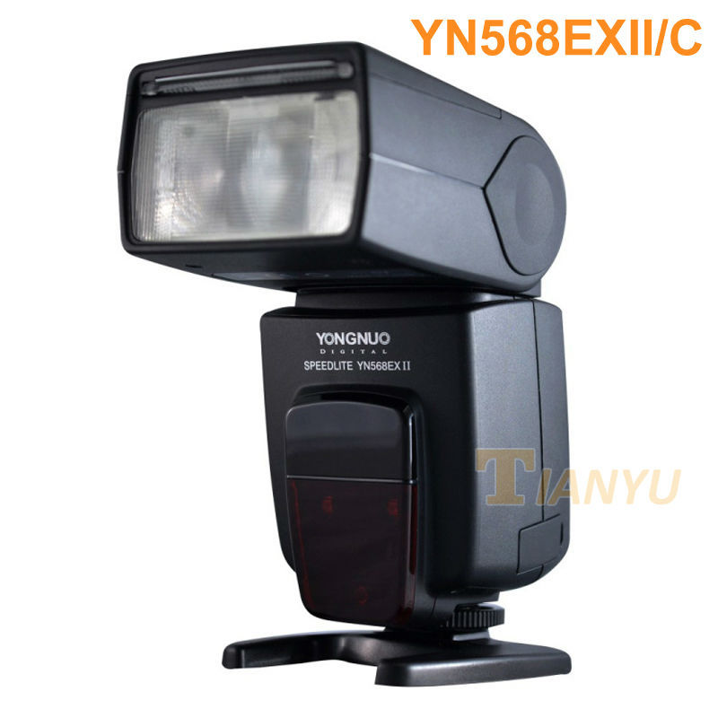 Yongnuo YN-568EX II YN568EX II Wireless TTL HSS Flash Speedlite for Canon 6d 650d d7000 1100d 550d 60d 7d 700d 450d 70d 600d yongnuo yn 568ex ii for canon master hss ettl flash speedlite for 5diii 5dii 5d 7d 60d 50d 650d 600d 550d 12 pcs color cards