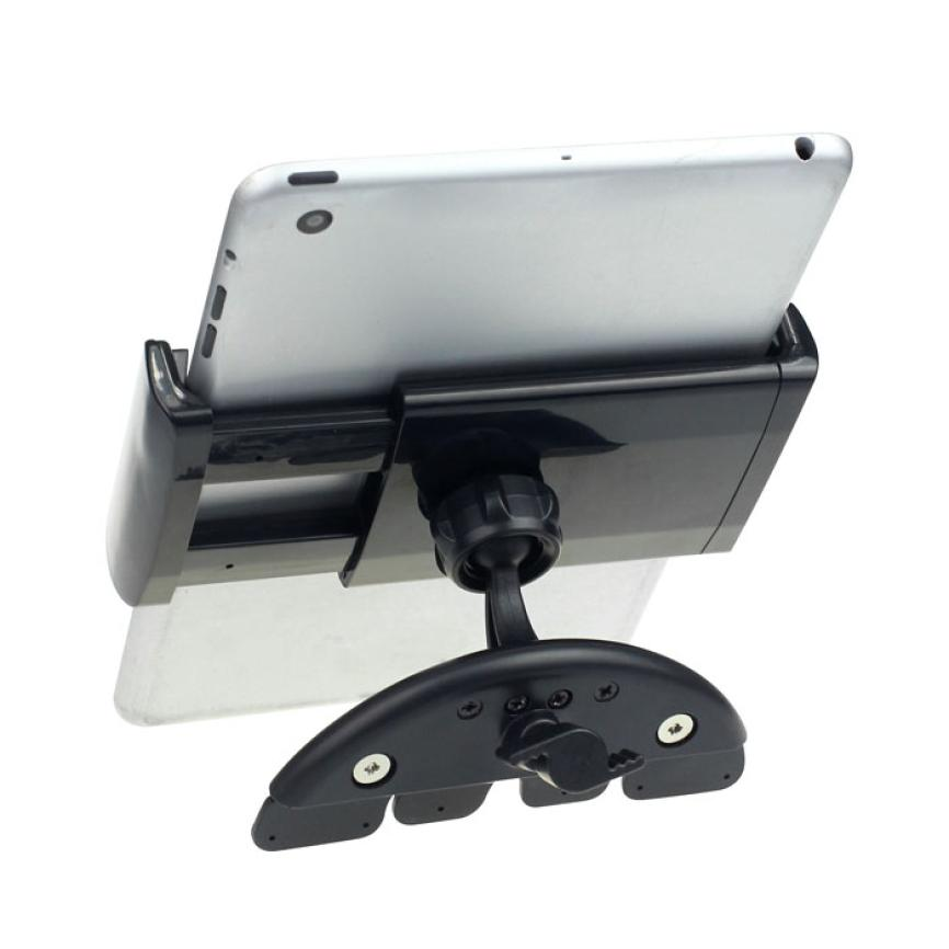 2016 Nouvelle Voiture CD Mount Tablet PC Support Pour ipad2 3 4 5 Air Galaxy Tab Accessoire fe29 20