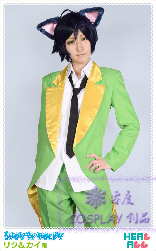 Intellective Show By Rock!! Kai Cosplay Costume Custom Any Size