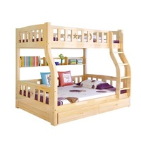 Infantil Box Meuble Maison Quarto Mobili Kids Frame Meble Deck Home Furniture Cama Moderna Mueble De Dormitorio Double Bunk Bed