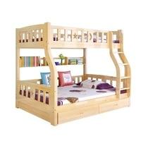 Infantil Box Meuble Maison Quarto Mobili Kids Frame Meble Deck Home Furniture Cama Moderna Mueble De Dormitorio Double Bunk Bed