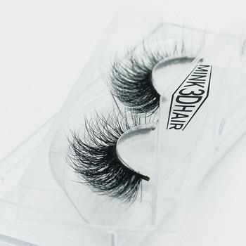 5 pairs 3D Handmade Thick Mink Eyelashes Natural False Eyelashes for Beauty Makeup fake Eye Lashes Extension-A11 фото