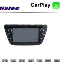 For Suzuki SX4 SX 4 Crossover Neo Baleno S Cross LiisLee Car Multimedia TV DVD GPS Radio Carplay Original Style Navigation Navi