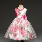 Girl Dress Flower Pr...