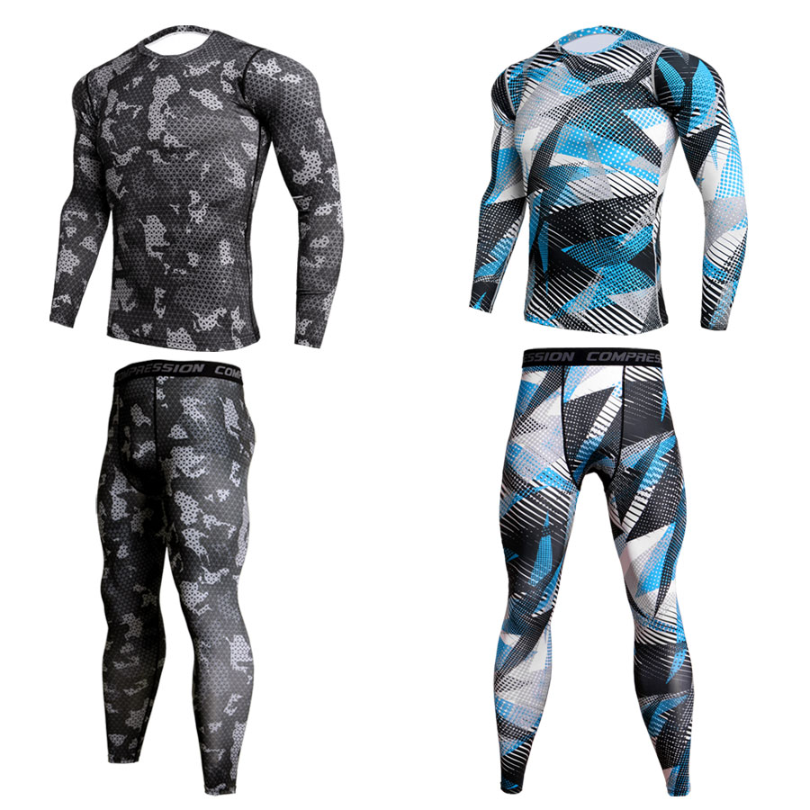 Thermal Underwear Men Winter Women Long Johns Sets Fleece Keep Warm In Cold Weather Size S To 4XL