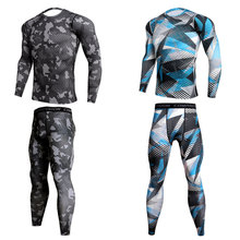 Thermal Underwear men Winter Women Long Johns sets fleece ke