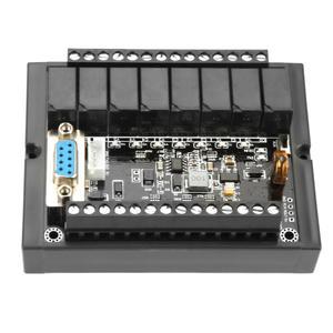 Image 3 - PlcプログラマブルロジックコントローラFX1N 20MR産業用制御ボードDC10 28Vリレー遅延モジュールとシェル
