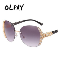 COOLSIR Classic New Sunglasses For Women Men Tourism Glasses Big Frame Stone Oculos Gafas De Sol Masculino Mujer