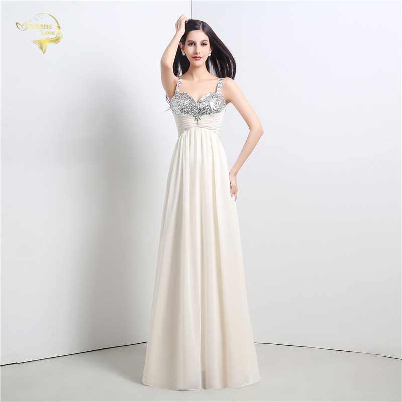 New Arrival ! Free Shipping ! Cheap Price ! 2020 <font><b>Sex</b></font> Sweetheart Pink Blue Red Floor Length Chiffon Purple <font><b>Evening</b></font> <font><b>Dresses</b></font> OL9334 image