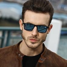 Fashion HD Polarized Sunglasses Men High Quality Brand Designer Driver Shades Sun Glasses Male Retro UV400 Oculos de sol S225