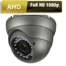 HD 2.0MP 1080 P купол безопасности Камера день Ночное видение 24 ИК-светодиодов Водонепроницаемый открытый/закрытый Широкий формат 3.6 мм объектив для видеонаблюдения Системы