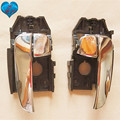 CAR STYLING DOOR HANDLES ABS CHROME  INSIDE  LEFT&RIGHT DOOR HANDLE FOR Hyundai Elantra. PART NUMBER:82610-2D010.