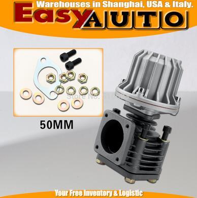 Wastegate 50mm external Wastegate universal for all vehicle adjustable pressureWastegate 50mm external Wastegate universal for all vehicle adjustable pressure
