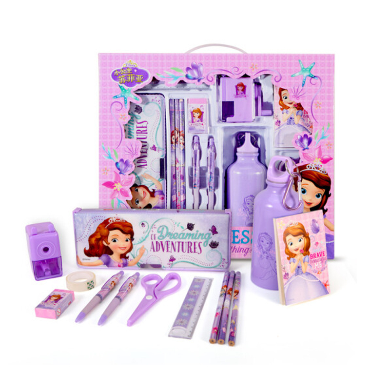 Disney Pupils 13 Sets Of Stationery Gift Packs Spree Ladies School Supplies/Student Study Supplies Teaching Resources