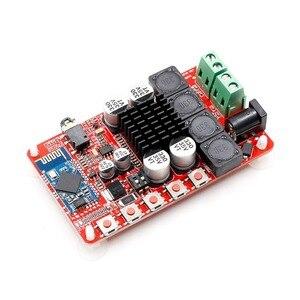 Image 2 - 25 Вт + 25 Вт TDA7492 CSR8635 беспроводной Bluetooth 4,0 аудио приемник усилитель плата NE5532 Preamp