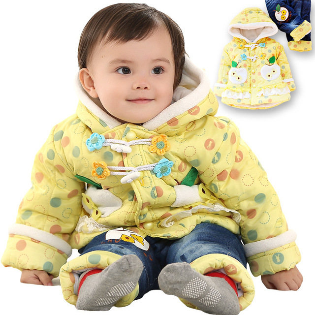 Marca bebê recém-nascido clothes2016 Maçã terno roupas meninas do bebê recém-nascido roupas de inverno menina de inverno transporte modelsfree