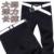 Envío libre otoño e invierno 100% algodón masculino ocasional pantalones rectos largos más tamaño elásticos pantalones sueltos para 140 kg
