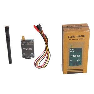Image 5 - TS832 RC832 Boscam 5.8G 48CH 600mW FPV Transmitter Receiver Combo AV VTX RX Set 7.4 16V For FPV Multicopter