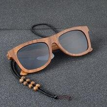 BOBO BIRD Women Men Wooden Sunglasses Top Brand