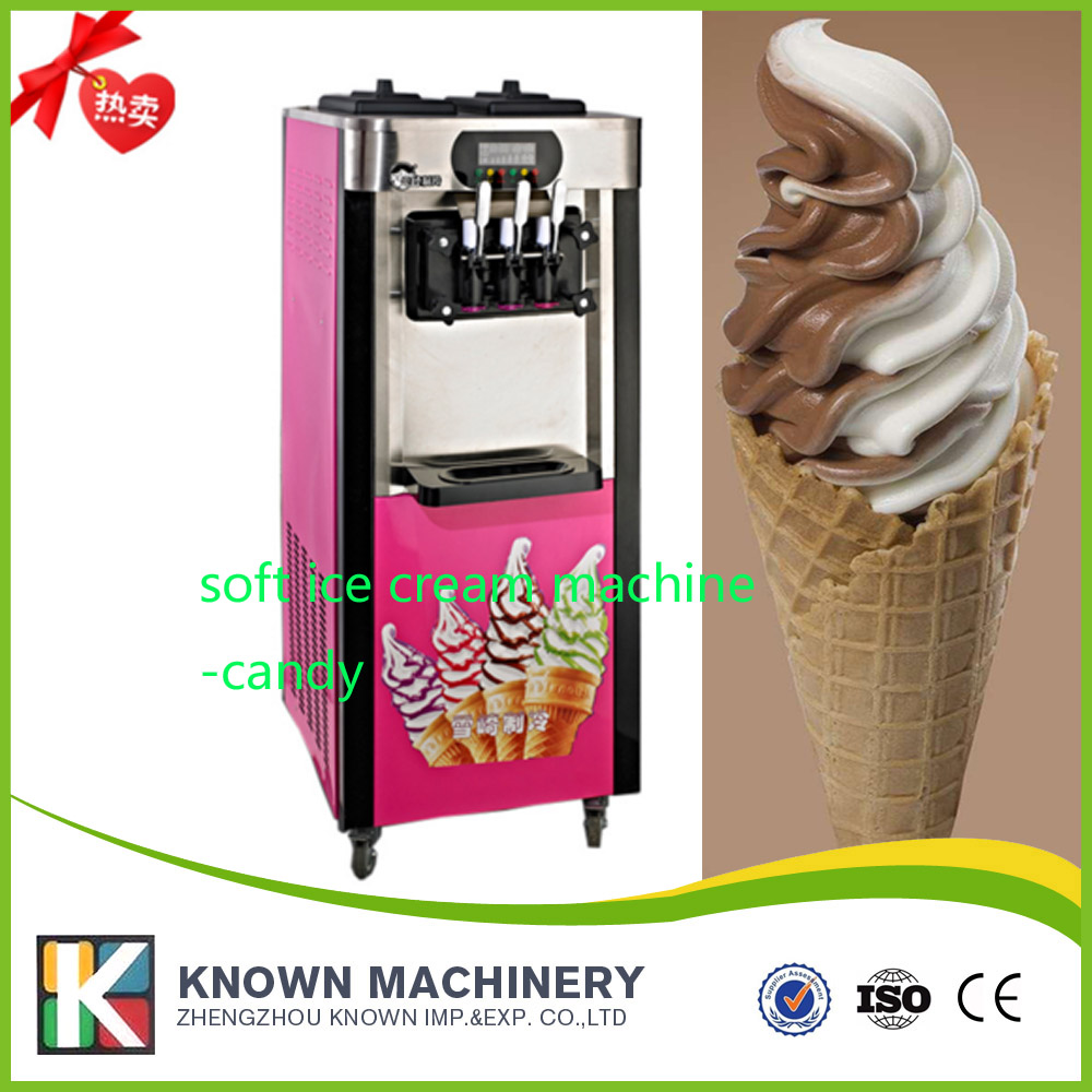CFR price Upright Ice Cream Machine Soft Ice Cream MakerCFR price Upright Ice Cream Machine Soft Ice Cream Maker