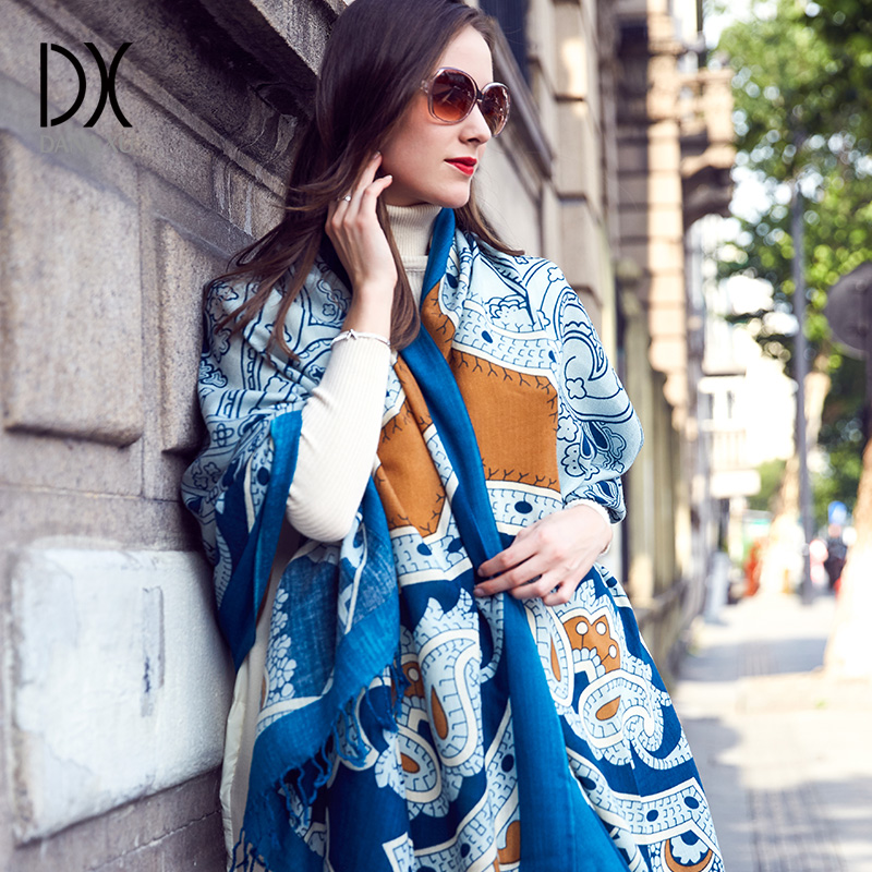 2019 New Fashion Winter Scarf For Women Men General Baby Scarf Thickened Wool Collar Scarves Boys