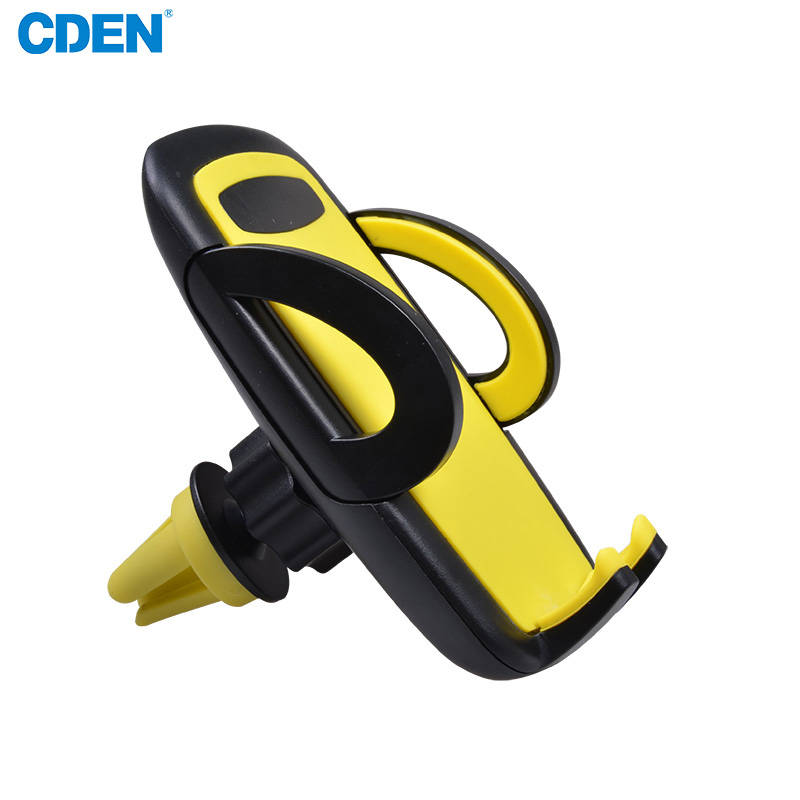CDEN 360 Degree Ratotable Car phone holder Mobile Car Phone Stand GPS Stand Mount For iPhone