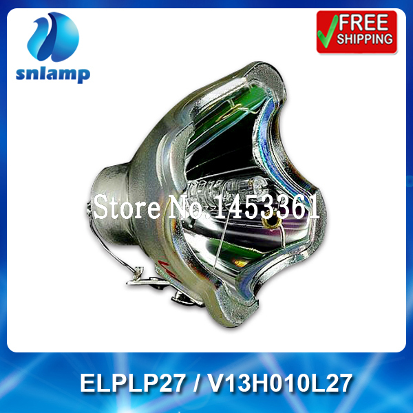 ФОТО 100% original projector lamp bulb ELPLP27 / V13H010L27 for PowerLite 54c 74c EMP-54 EMP-54c EMP-74 EMP-74C EMP-75