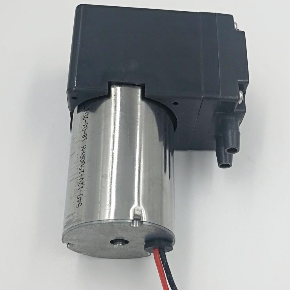 9L/M 60kpa vide diaphragme électrique petite pompe 12 v sans brosse