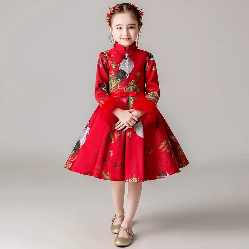 Baby Girl Party Dresses For Winter