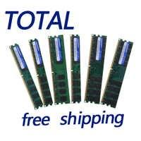 KEMBONA DDR2 800/667/533 Mhz pour Intel et pour mémoire RAM A-M-D1.8V-1g 2g 4g DDR2 2G, DDR2 4 GB, DDR2 1 GB pc de bureau LONG-DIMM