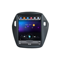 32G ROM android 8.1 navigation system vertical type radio bluetooth stereo player for Hyundai ix35 car multimedia player